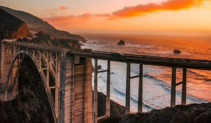 Incredible Stops Along California's Iconic Pacific Coast Highway