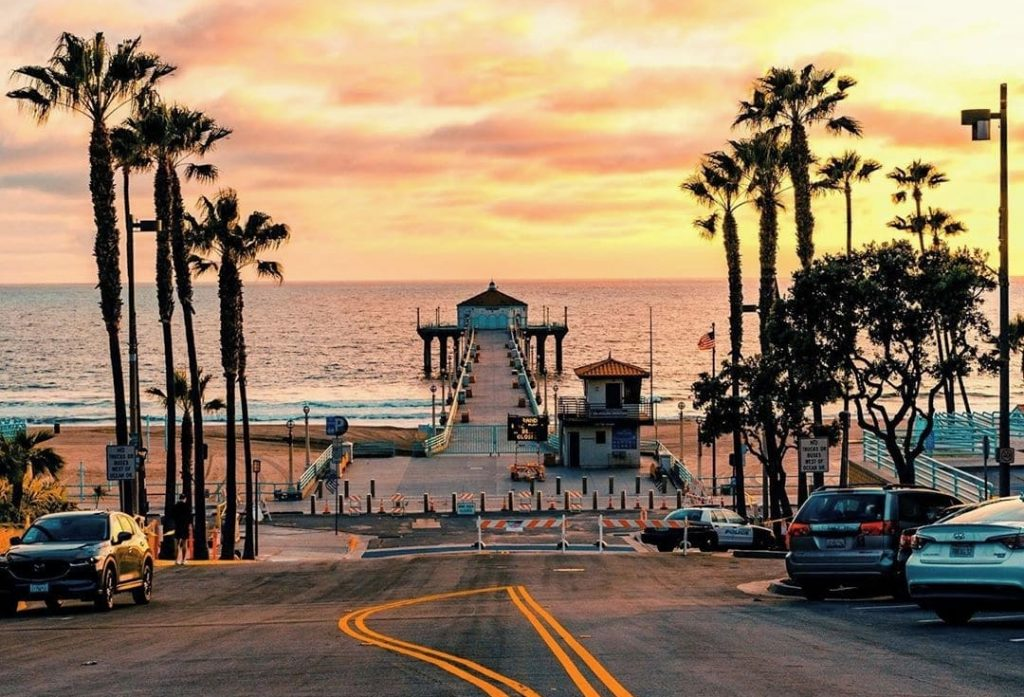 You Can Now Be Fined Up To $350 For Not Wearing A Mask In Manhattan Beach