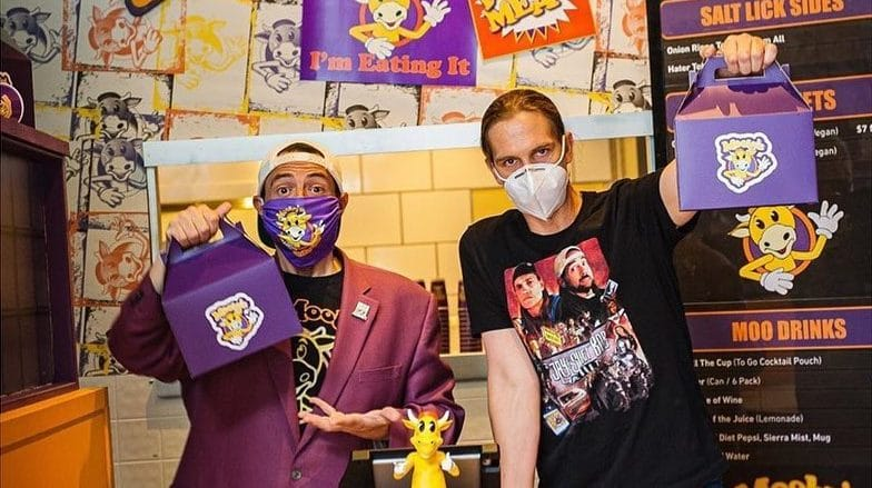Kevin Smith Has Opened A Mooby's Pop-Up In L.A. To Benefit Charity