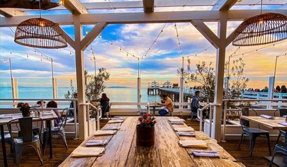 10 Amazing Outdoor Patios That Are Open In L.A. Right Now