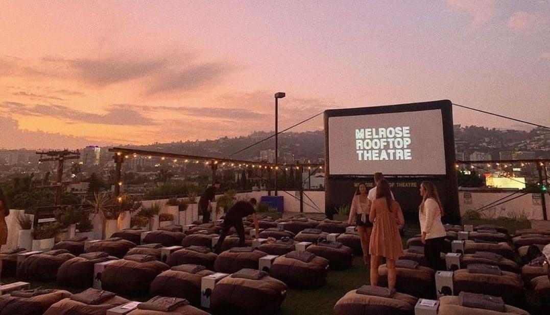 rooftop cinema