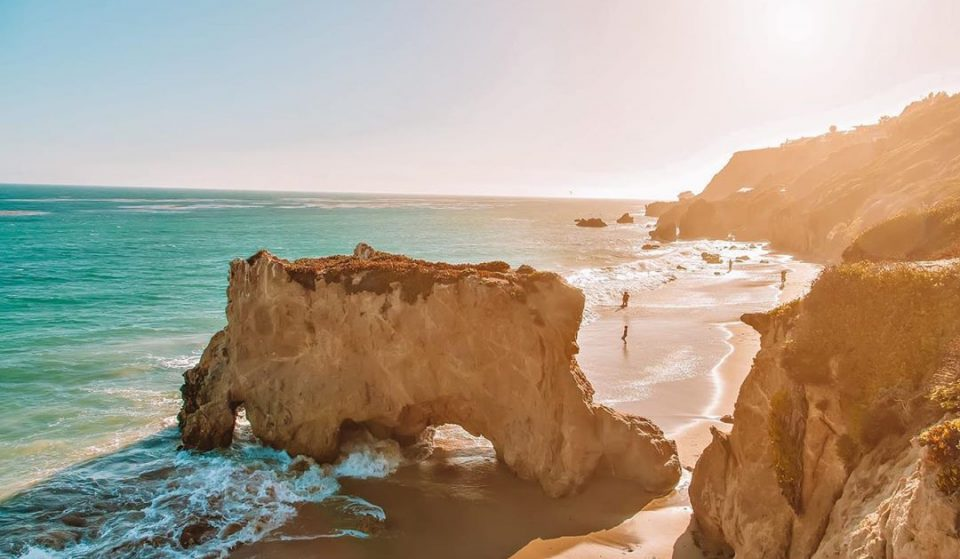 Cliffside Havens That Feel Like Your Own Private Beach Near L.A.