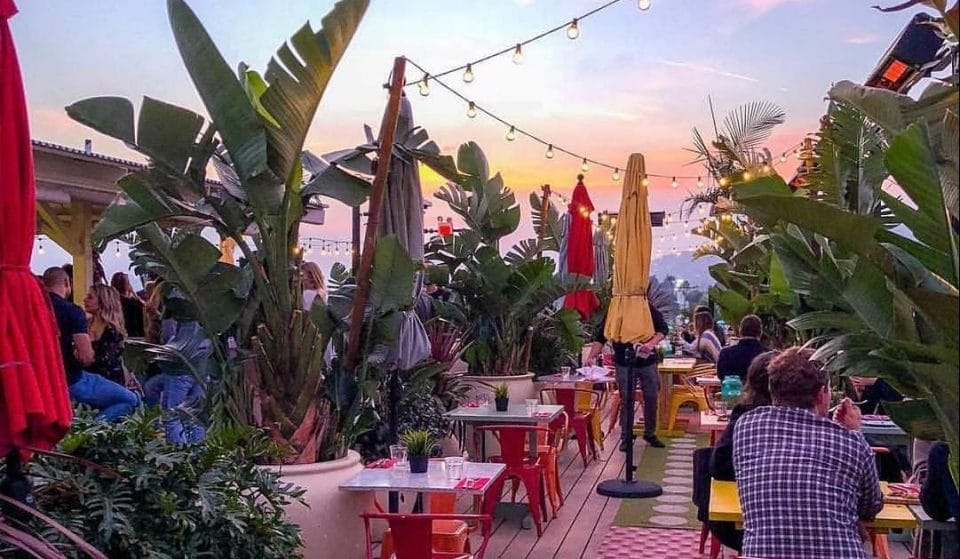 Lush, Plant-Filled Rooftops That Are Open In L.A. Right Now