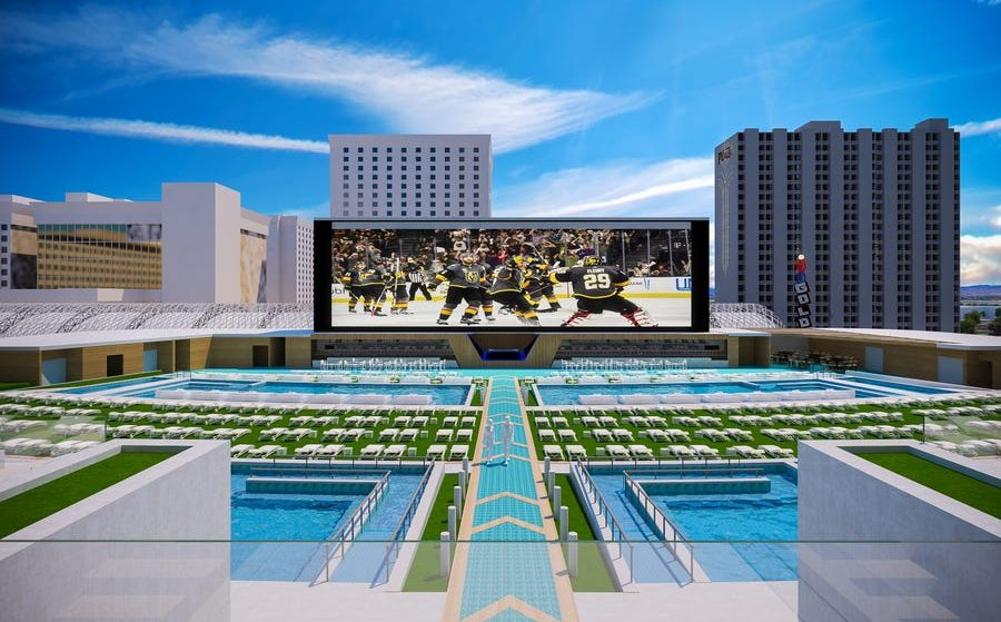 Las Vegas Is Opening An Adult-Only Casino Resort With America's Biggest Ampitheater Pool