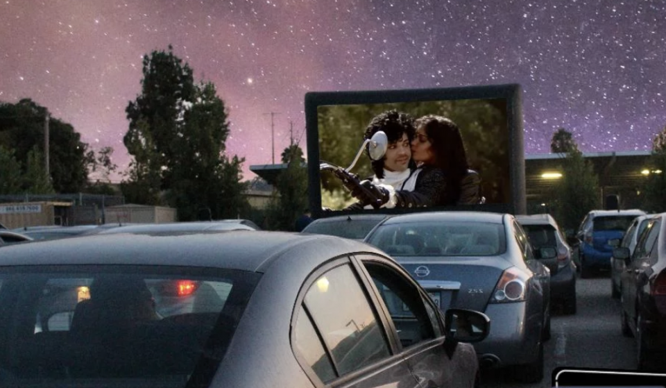Electric Dusk Drive-In And Secret Movie Club Are Bringing You A Parking Lot Cinema This Weekend