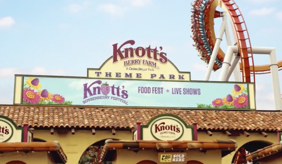Knott's Berry Farm Has Canceled This Year's Halloween Haunt