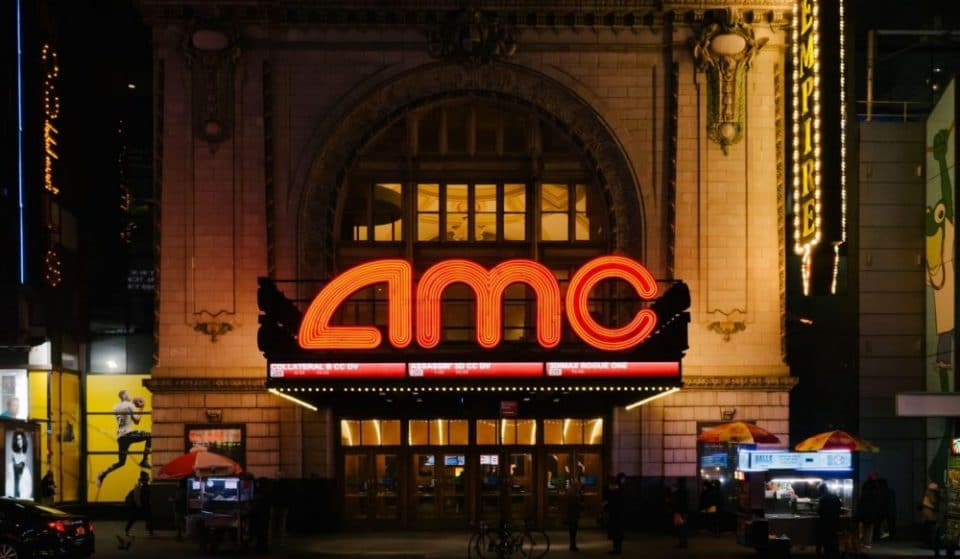 AMC Theatres Are Reopening Next Week With 15-Cent Tickets!