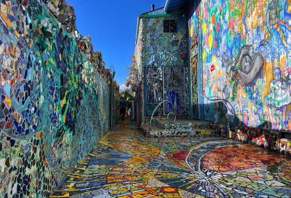 This Mosaicked Venice Gem Is Open To Explore Every Saturday