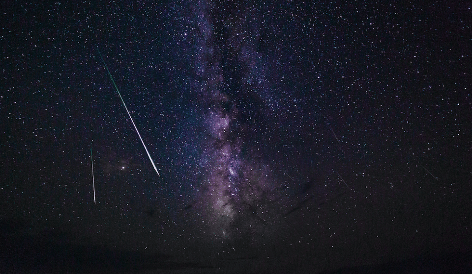 Venus and the Perseid meteors will be illuminating the skies on August 13.