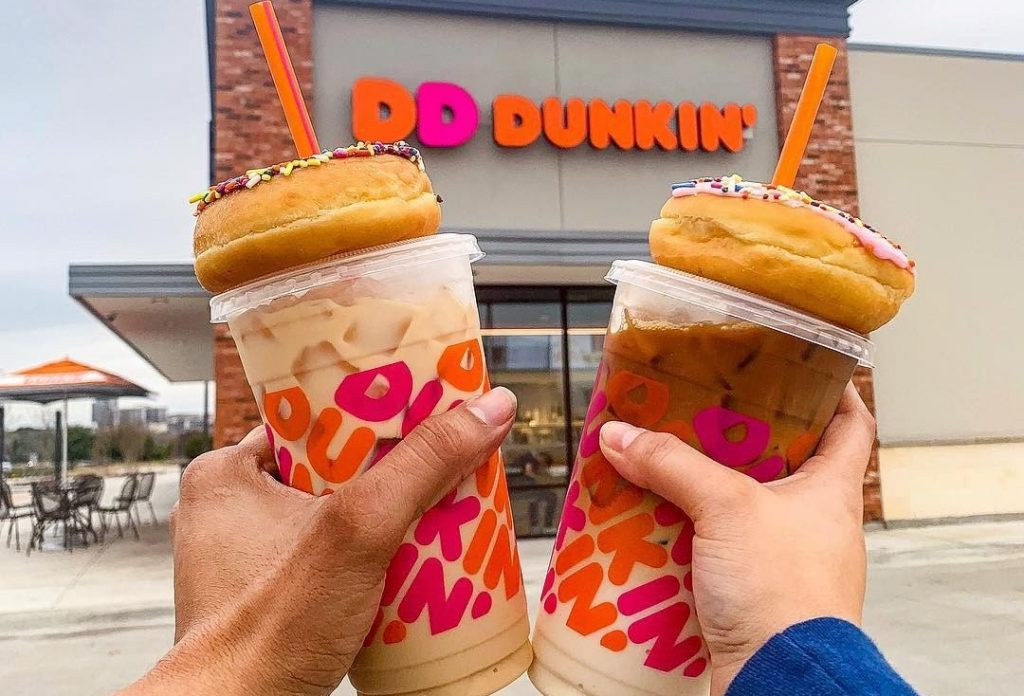 Get Yourself Free Coffee and Donuts From Dunkin' Throughout August