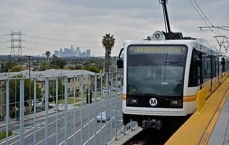 L.A. Metro Considers Going Completely Fare-Free