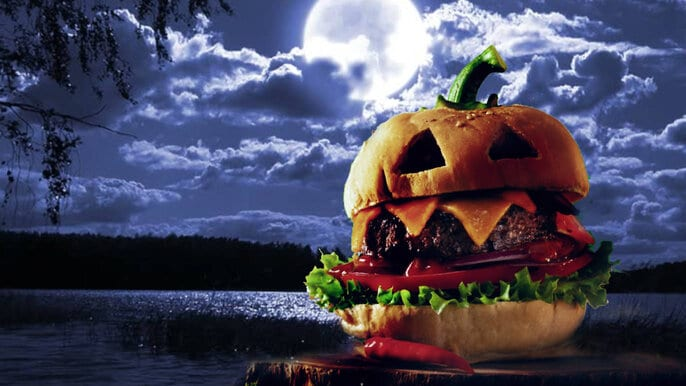 This Halloween Drive-Through Food Crawl Is Happening At An Eerie Lake In L.A.