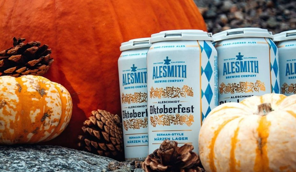 Eat, Drink And Be Merry With This Delicious Oktoberfest Beer Experience