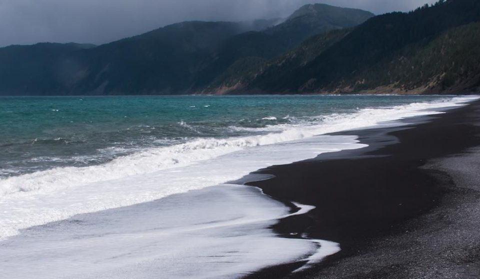 These Breathtaking Black Sand Beaches Offer An Exotic Escape On California Shores