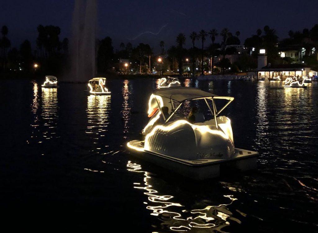 echo park swan
