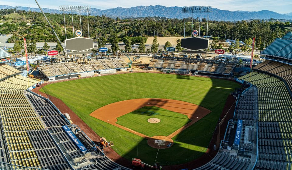 The Dodger Stadium And Other Iconic L.A. Venues Will Be Turned Into Voting Centers