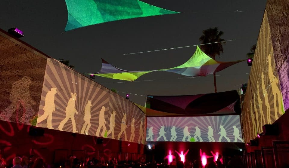 This Open-Air Cinema & Craft Cocktail Experience Returns To Hollywood This Month