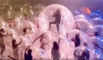 This Epic 'Bubble Concert' May Be The Future Of Live Music, And It's Awesome!