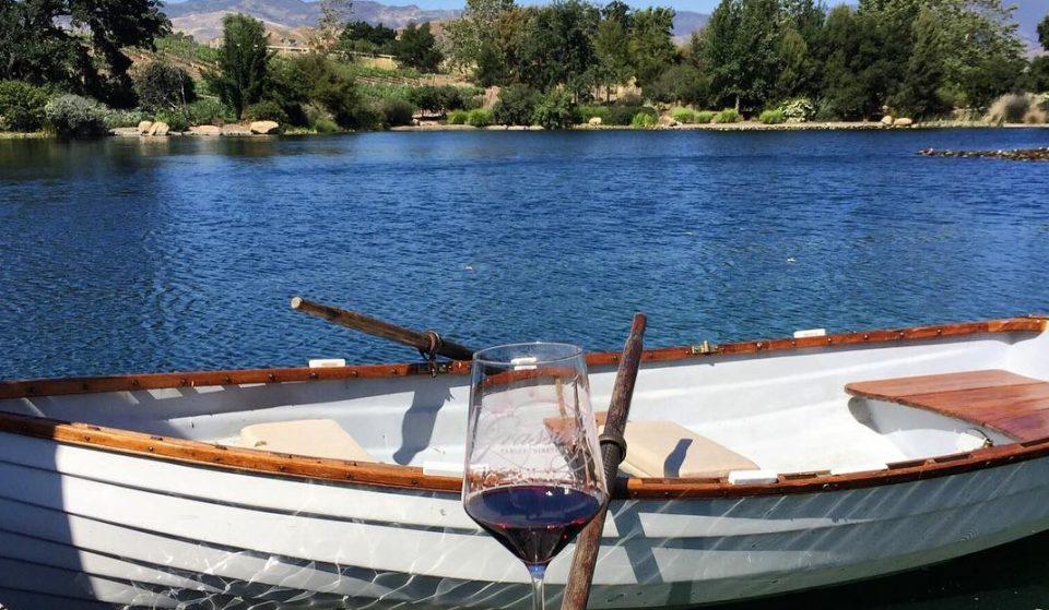 Escape To This Idyllic Vineyard, Less Than 2 Hours Away From L.A.