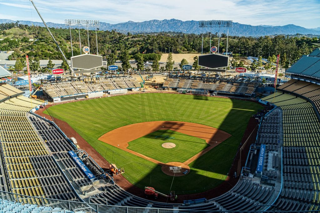 Dodger Stadium's Top Deck Voting Experience Is Changing The Game