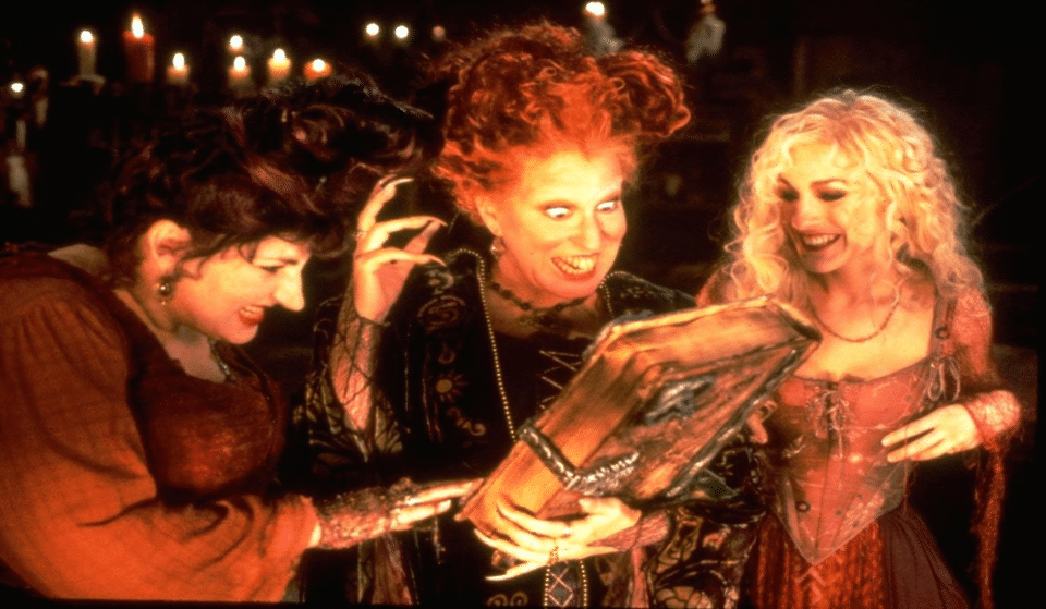 20 Spook-Tacular Halloween Movies On Disney+ To Get You Through October