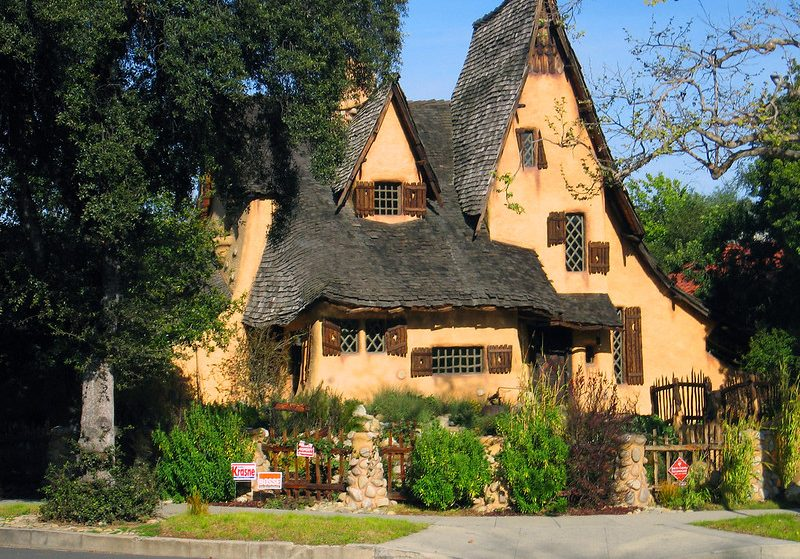 A Trip To 'The Witch House' Of Beverly Hills Will Make Fairy-Tale Fantasy Feel Freakishly Real