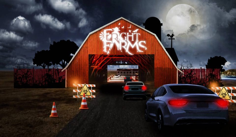 Fright Farms Drive-Thru Offers Guests Two Adventures Through 5 Eerie Acres Of Land