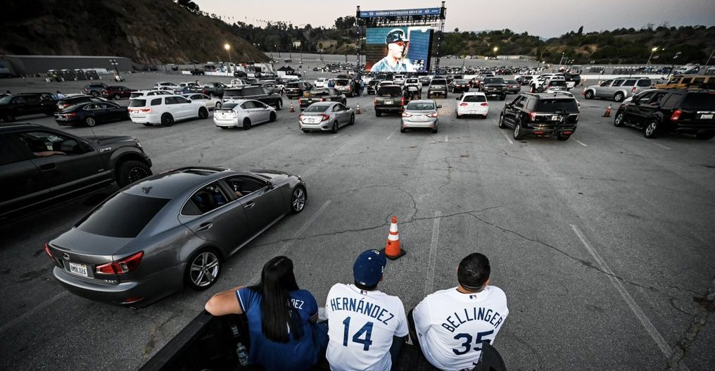 Fans Can Watch The World Series At Dodgers Stadium On 60-Foot Screens