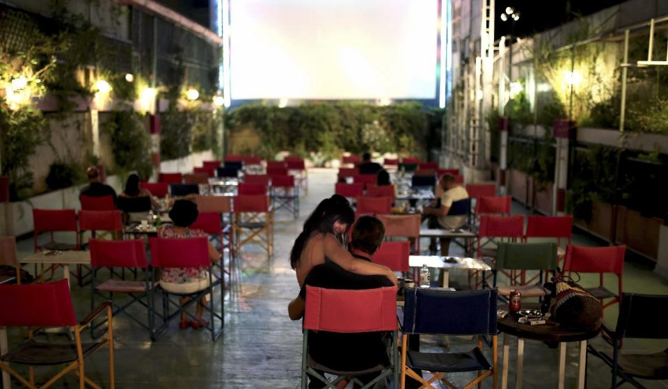 A Magical, Open-Air Cinema Club Is Taking Over This Hollywood Location Until October 30