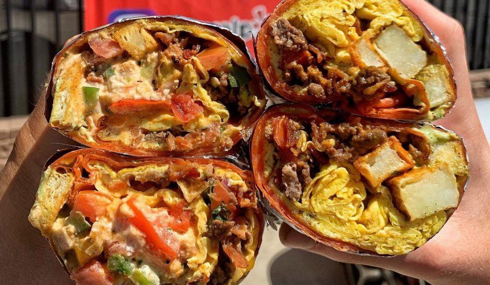 10 Best Places To Get Breakfast Burritos In Los Angeles