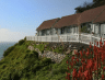 Fans Can Check Into These Picture-Perfect Cliffside Cabins Featured In 'Ratched'