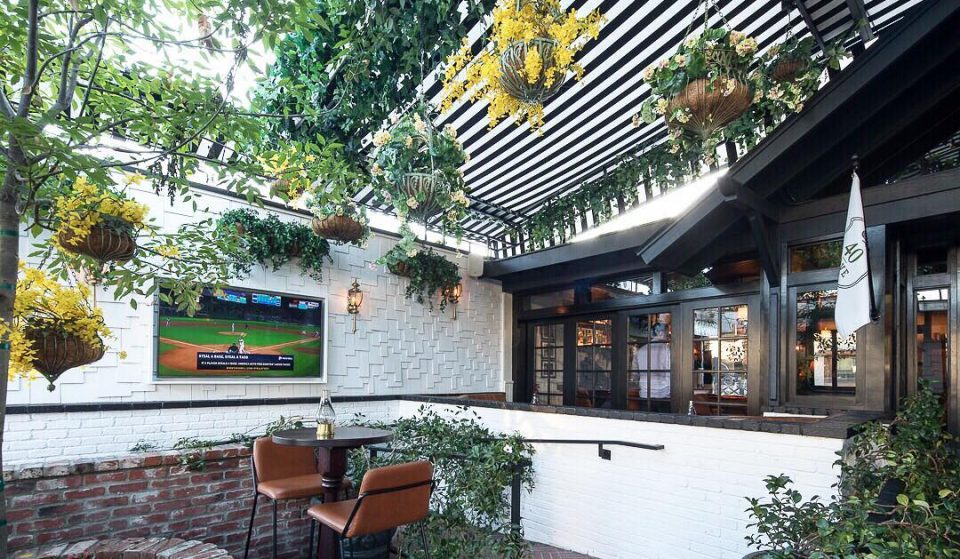 10 Best Outdoor Spots To Catch A Dodgers Game Around L.A. Right Now