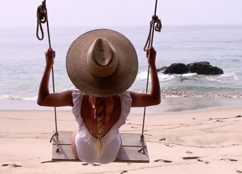 These Dreamy 'Secret Swings' Near L.A. Come With Gorgeous Ocean Views