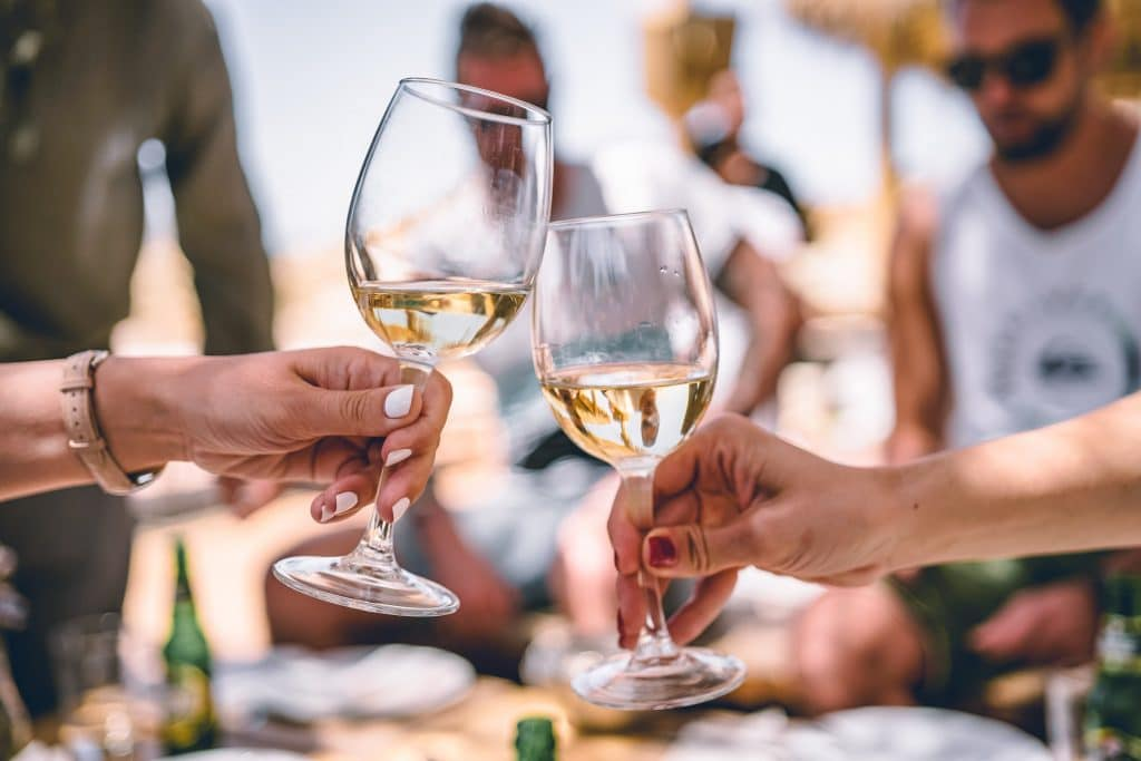 Sip Your Way Through 6 Unique Wines In A Gorgeous Al Fresco Setting