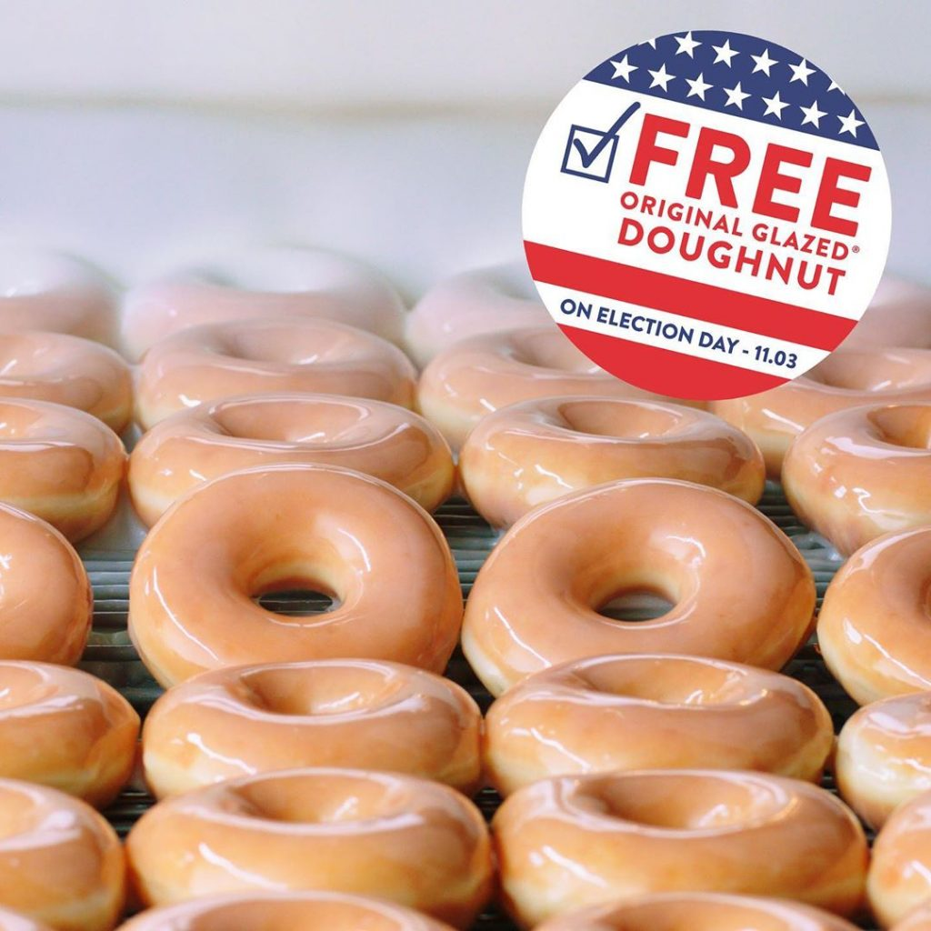 Election Day Freebies And Food Specials In L.A.