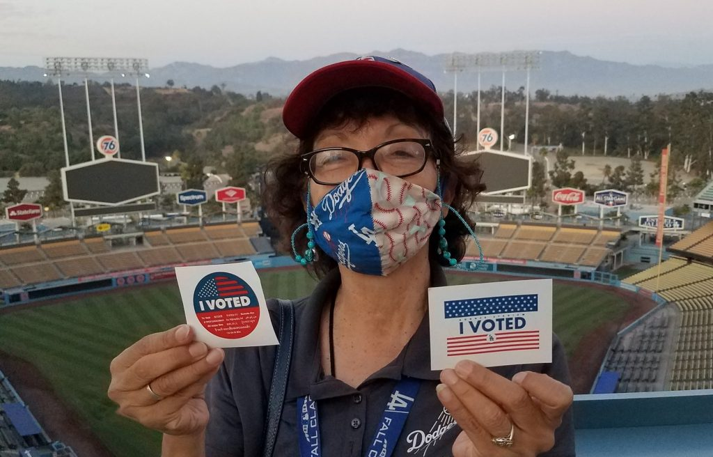 There Were 12.8 Million Ballots Cast In California Ahead Of Election Day Pointing To A Historic Turnout
