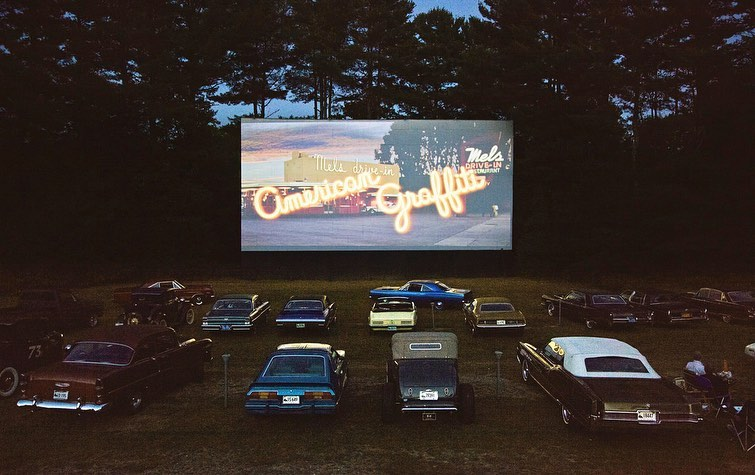 Mel's Is Bringing Back Drive-In Movie Nights Every Sunday At The Sunset Blvd. Location