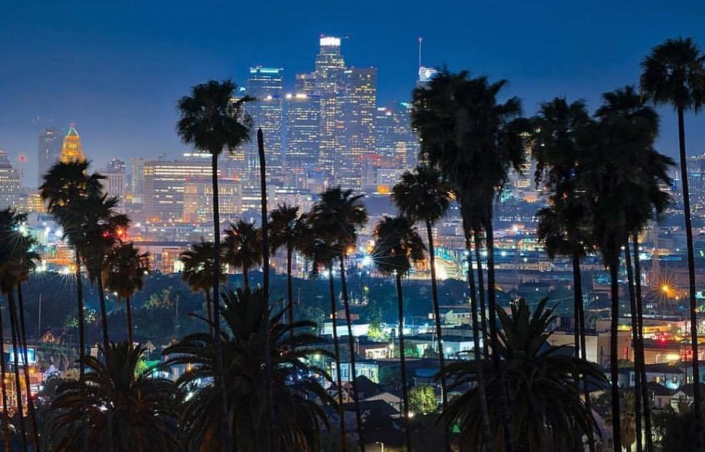 L.A. COunty curfew