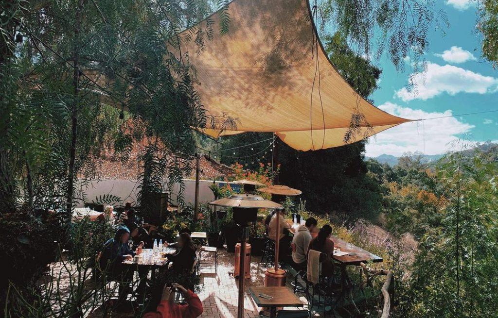 cafe 27 topanga