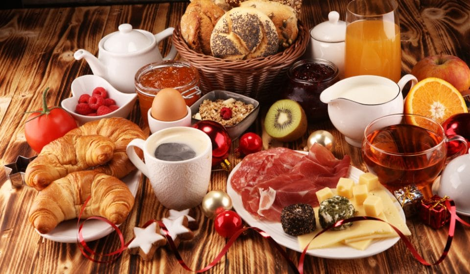 A Fabulously Festive Christmas-Themed Brunch Is Coming To L.A.