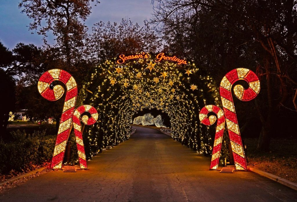 10 Magical Holiday Drive-Thru Events Happening In And Around L.A.