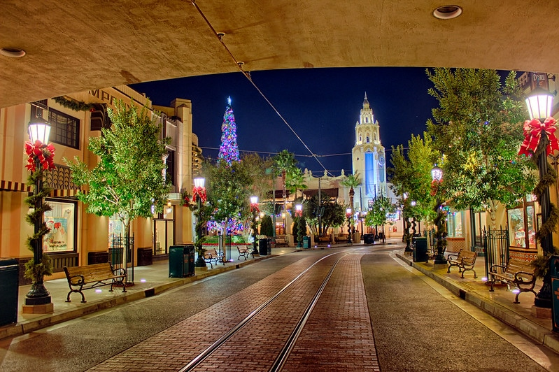 Disney Just Reopened Buena Vista Street, And Here's What It Looks Like