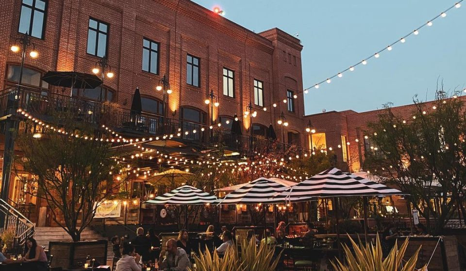 Ring In The Holidays At These Charming Local Shops And Eateries In A Historic District