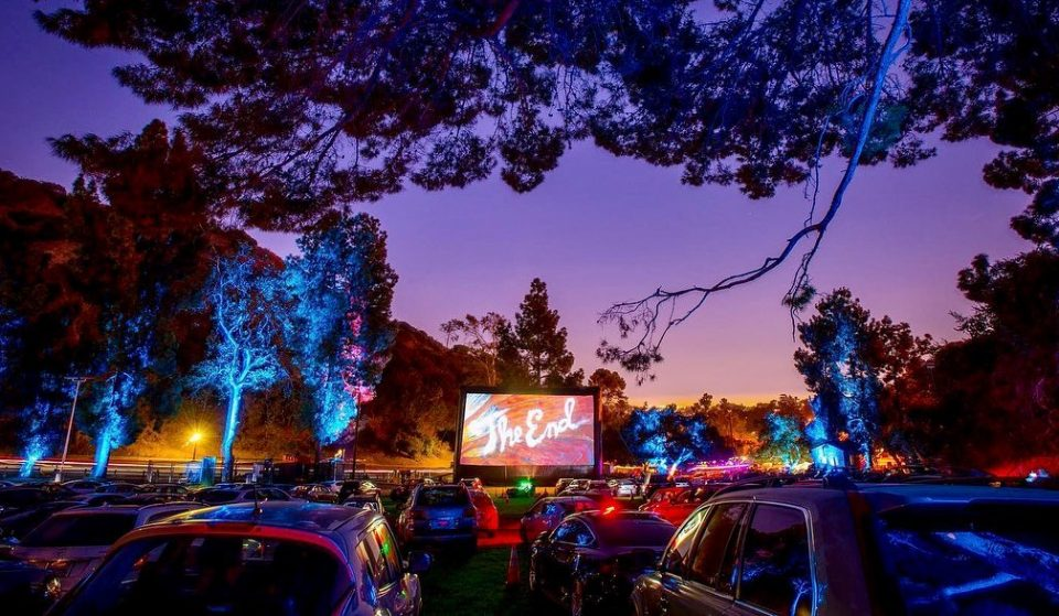 Drive-In Movie Night Pop-Ups Happening In L.A. For The Holiday Season