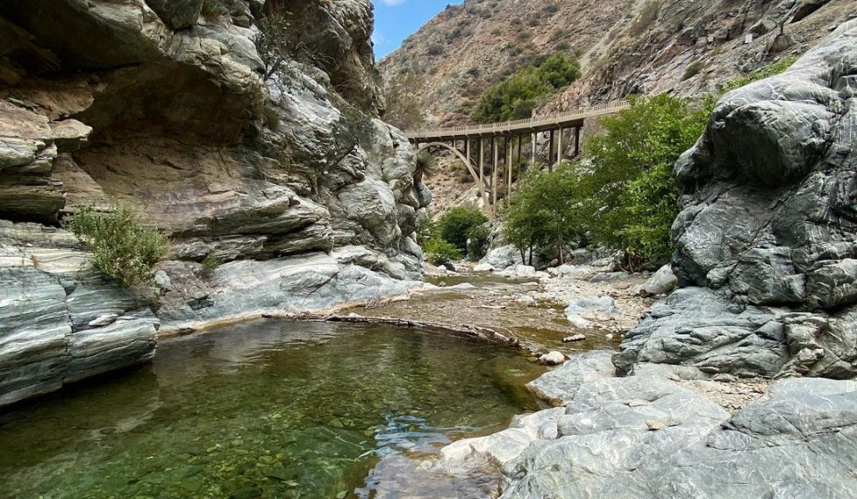 9 Swimming Spots Near LA That Aren't The Beach