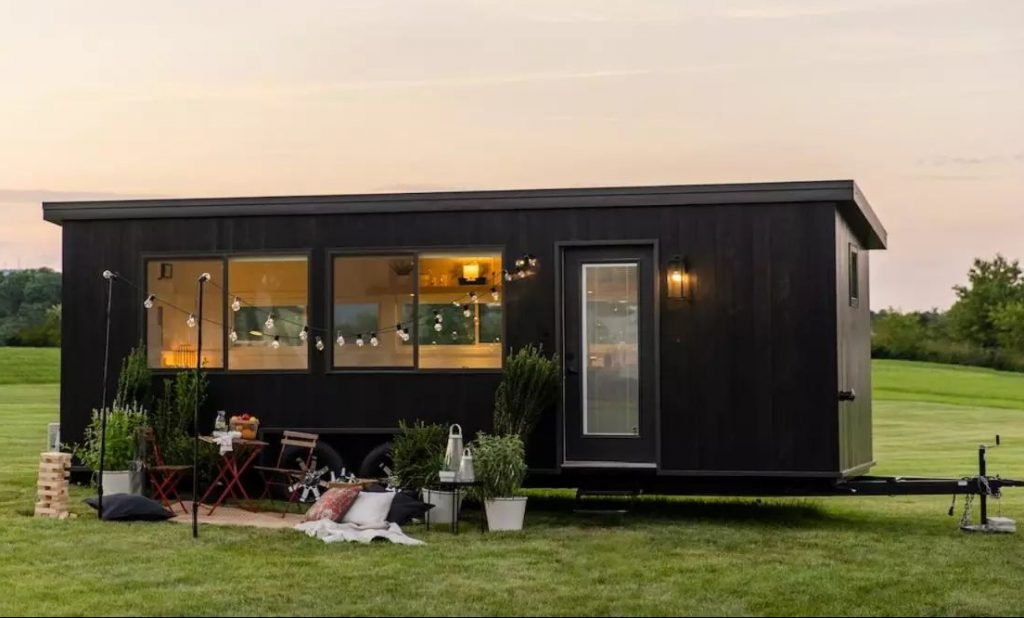 You Can Now Buy Sleek Tiny Homes From IKEA—And They're Eco-Friendly Too!