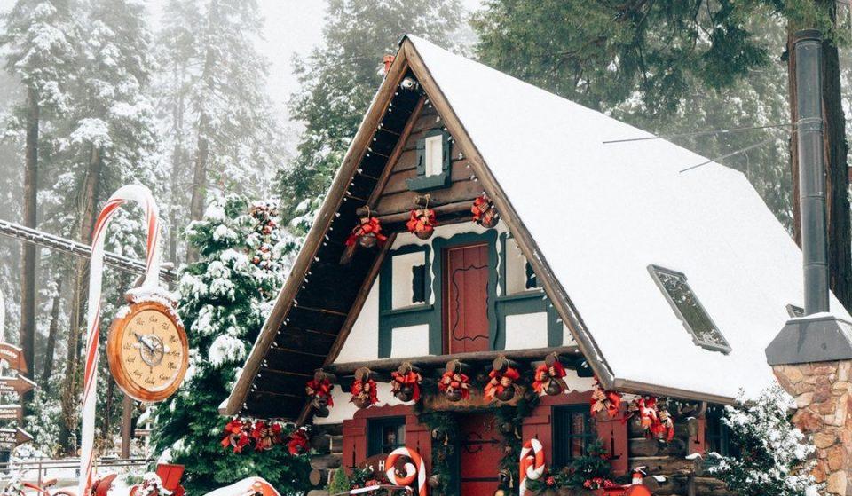 Santa's Village In Lake Arrowhead Is A True Holiday Dream