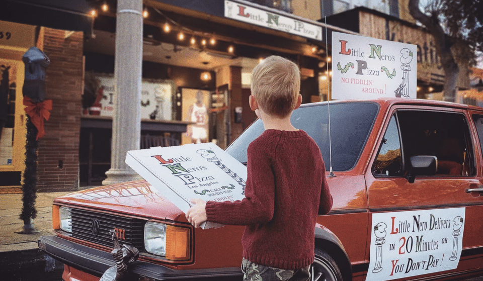 Get A Taste Of Little Nero's Pizza From 'Home Alone' IRL This Weekend
