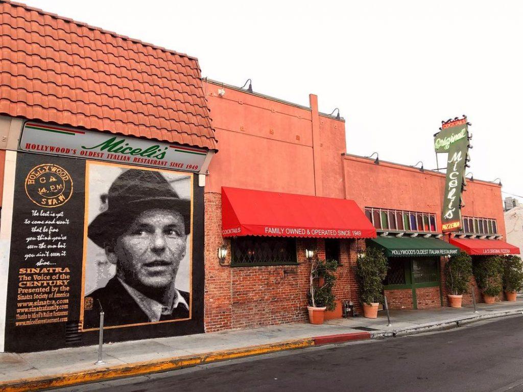Hollywood's Oldest Pizzeria Miceli's Launches GoFundMe