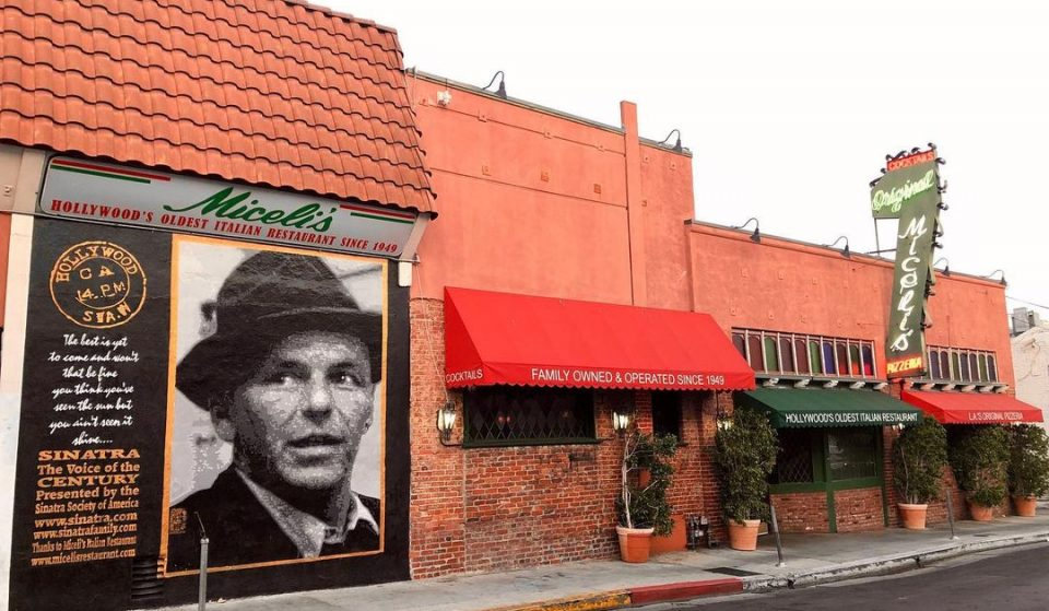 Hollywood's Oldest Pizzeria Miceli's Launches GoFundMe